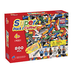 BricTek Super Pack Building Set