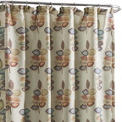 Croscill Classics® Mosaic Leaves Shower Curtain