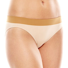 Jockey® Microfiber Seamless Bikini Panties Underwear - 2045