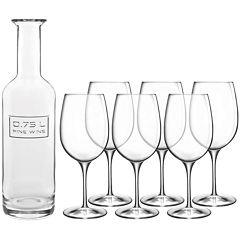 Luigi Bormioli Optima 7-pc. Wine Set