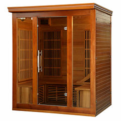 Radiant Saunas 3 to 4 Person Cedar Elite Premium Sauna