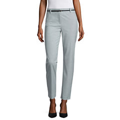 Liz Claiborne Classic Fit Ankle Pants