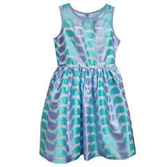 Marmellata Sleeveless Fit & Flare Dress - Big Kid Girls