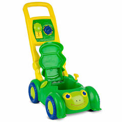 Melissa And Doug True Playground Snappy Turtle Mower Balls