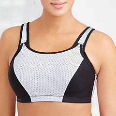 Double-layer custom control underwire sports Bra