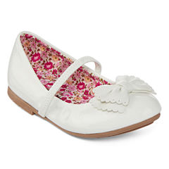 Christie & Jill™ Pam Girls Flats - Toddler