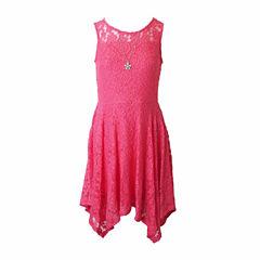 Lilt Sleeveless Dress Set - Big Kid Girls