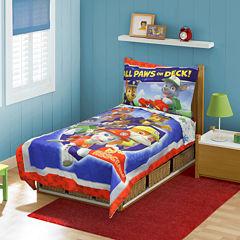 Paw Patrol 4-pc. Toddler Bedding Set