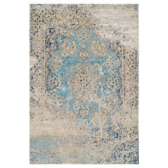 Couristan® Antique Tabriz Distressed Rectangular Rug