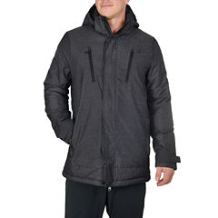 Champion® Synthetic Down Parka with Removable Hood