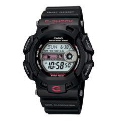 Casio® G-Shock Gulfman Mens Watch G9100-1CR