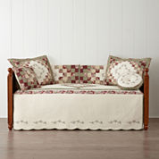 Home Expressions™ Cassandra Pieced Daybed Cover & Accessories