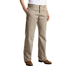 Dickies® Misses 774 Original-Fit Work Pants - Petite