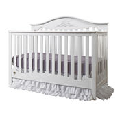 Fisher-Price Mia Snow-White Convertible Crib