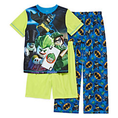 3-pc. DC Comics Pajama Set Boys