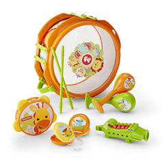Fisher Price  Musical Band Drumset