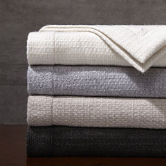 Madison Park Signature Luxury Wool Oversized Throw