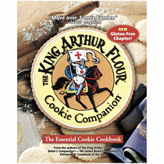 King Aruthr Flour Cookie Cookbook