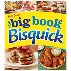 Betty Crocker Big Book of Biscuits Cookbook