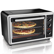 Hamilton Beach® Countertop Oven with Convection Oven & Rotisserie