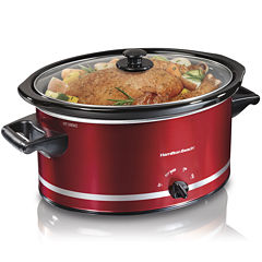 Hamilton Beach® 8-qt. Oval Slow Cooker