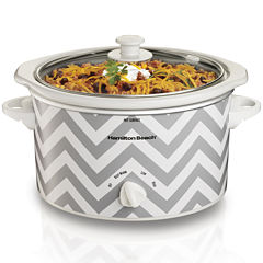 Hamilton Beach® 3-qt. Oval Slow Cooker