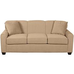Sleeper Possibilities Dome-Arm Sofa