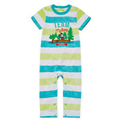 Disney Collection Romper - Baby Boys newborn-24m