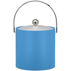 Kraftware Ice Bucket with Bale Handle