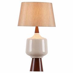 INK+IVY Monae Table Lamp