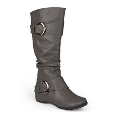 Journee Collection Paris Boots - Extra Wide Calf
