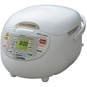 Zojirushi™ Neuro Fuzzy® 5½-Cup Rice Cooker and Warmer