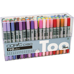 Copic Ciao 72-pc. Marker Set—Set A
