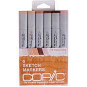 Copic Sketch Markers - Skin Tones 1