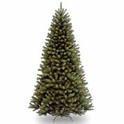 National Tree Co. 7 Feet North Valley Spruce Hinged Christmas Tree