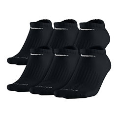 Nike® Mens 6-pk. Dri-FIT No Show Socks