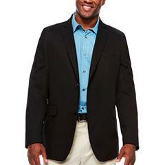 Claiborne Cotton Stretch Blazer