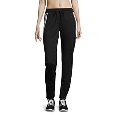 Inspired Hearts Workout Jogger Double Stripe Slim- Juniors