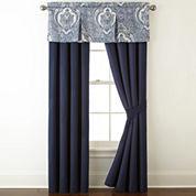 Royal Velvet Modena 2-pack Curtain Panel