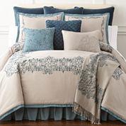 Royal Velvet Sienna 4-pc. Comforter Set