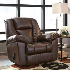 Signature Design by Ashley® Knoxton Rocker Recliner