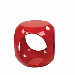 Slick Cube End Table