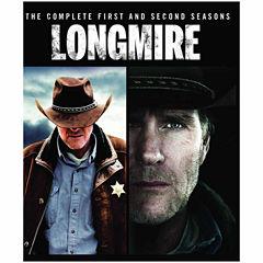 Longmire Complete First & Second Season