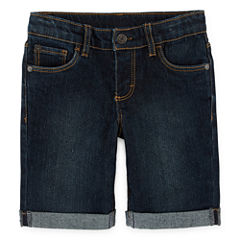 Arizona Denim Bermuda Shorts - Toddler Girls 2t-5t