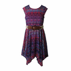 Lilt Dress Set - Big Kid Girls