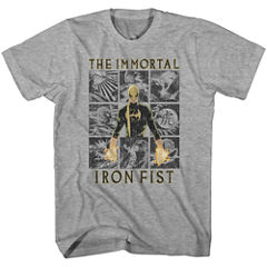 Marvel Immortal Iron Fist Graphic T-Shirt