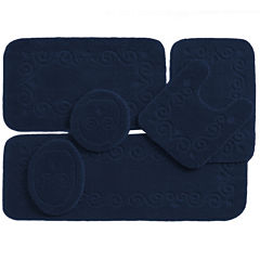 JCPenney Home™ Blair Bath Rug Collection