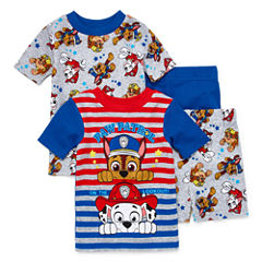 4-pc. Paw Patrol Kids Pajama Set Boys