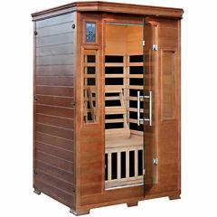 Radiant Saunas Hemlock Premium Infrared Sauna