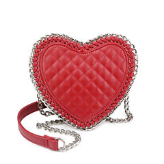 Olivia Miller Alura Chain Wrapped Heart Crossbody Bag